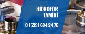 Hidrofor Arızaları ve Tamiri