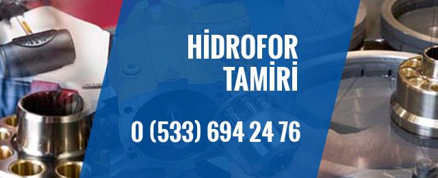 Ankara Hidrofor Tamiri Servisi