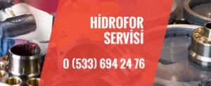 Hidrofor Servisi Ankara