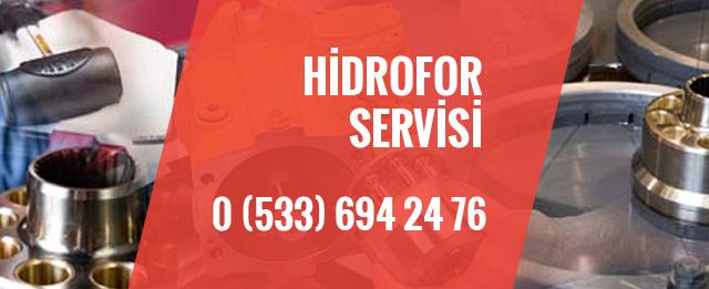 Ebitt Hidrofor Servisi Niğde